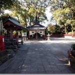 鹿児島市一之宮神社に初詣(二社目)
