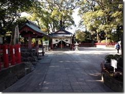 鹿児島 一之宮神社
